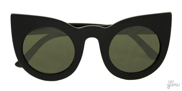 c21cf4af1ec9d Óculos De Sol Extra Grande Gatinha Inspired    Ui! Gafas ...
