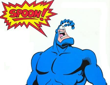 Image result for the tick spoon