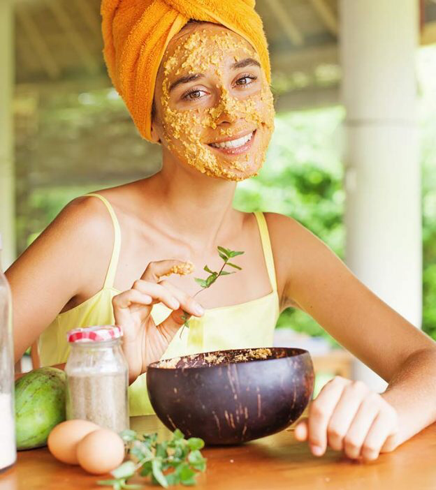 11 Simple Homemade Oatmeal Face Packs With Pictures #homemadefacelotion