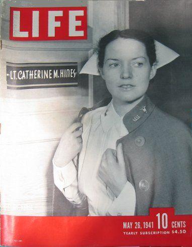 Cover of Life magazine, 5/25/1941
