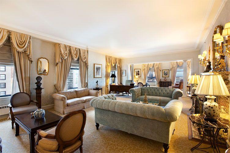 Drake Hotel Princeb Diana Suite