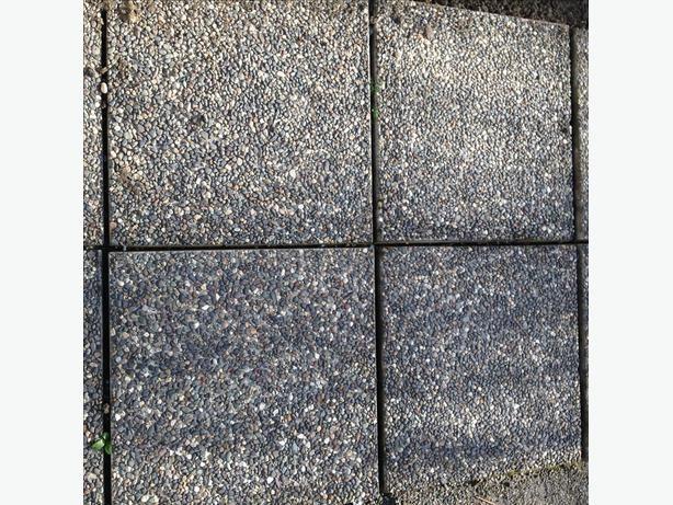 2x2 Aggregate Patio Stones