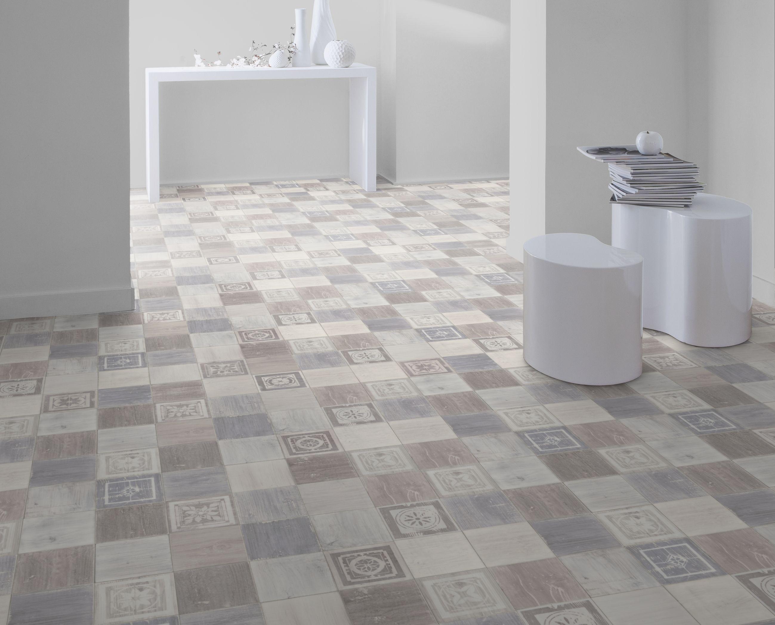 Vinyl Vloer Tegeldessin : Fado perla home comfort by gerflor vinyl floors pinterest