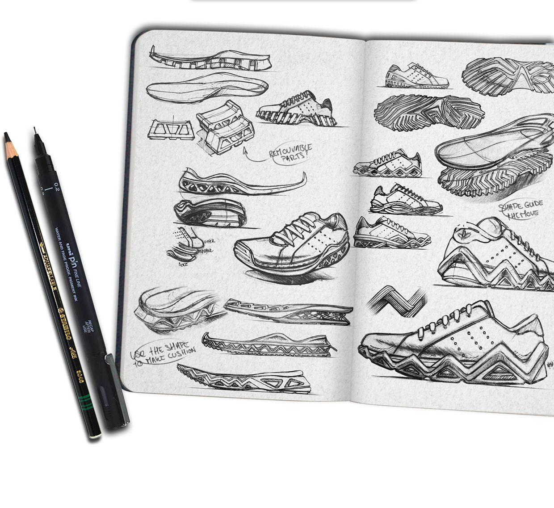 THE SOLE FACTORY sneaker's repairing process by Marc Van Tichelen