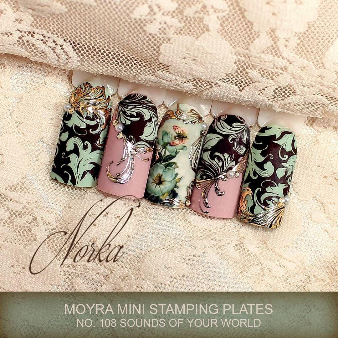 Pin von Kanae auf Nail#Tip | Pinterest | Nagelkunst design ...