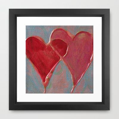 As One Framed Art Print by WinchesterWendy - $33.00