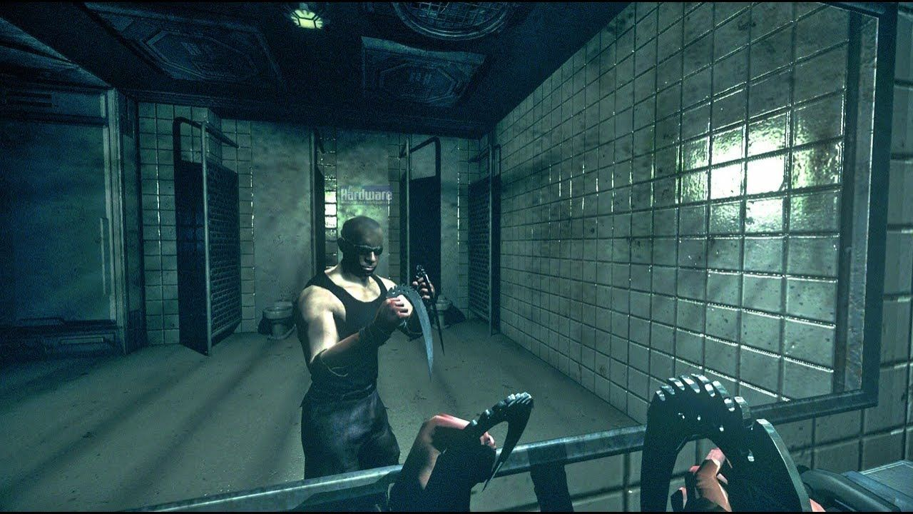 The Chronicles of Riddick - Assault on Dark Athena Full HD kapitel 2 | The  chronicles of riddick, Athena, Arena