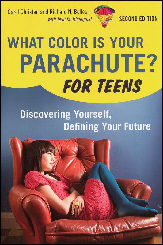 What color is your parachute for teens silver gold other what color is your parachute for teens ccuart Gallery