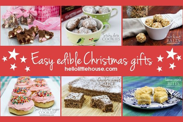 Easy Homemade Edible Holiday Gifts | Dealssite.co