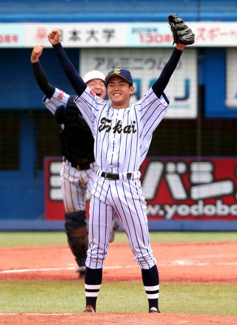 Photo of 東京)東海大菅生、早実を破り17年ぶり優勝 高校野球 – 高校野球