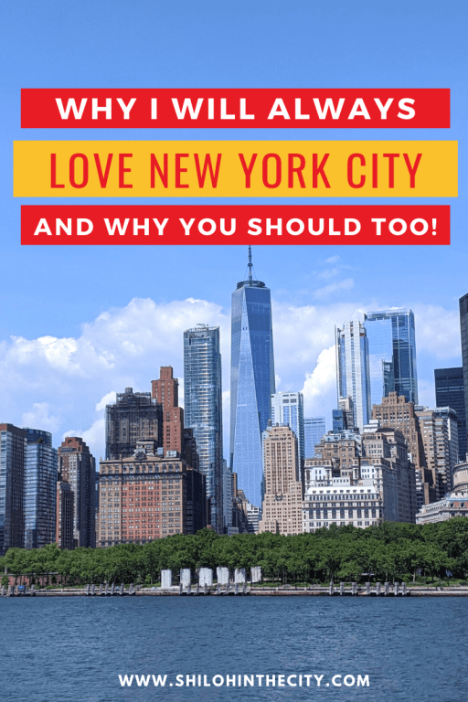 Why I Will Always Love New York City And Why You Should Too Nyc Travel Guide City Trip Nyc History