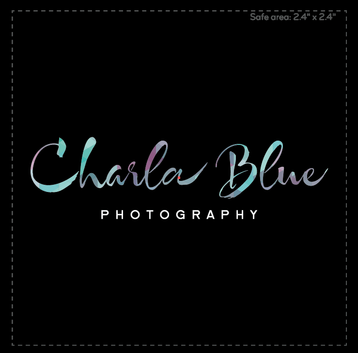 Moo Luxe Business Card By Cora Mary Design Coramary Charla Blue Photography