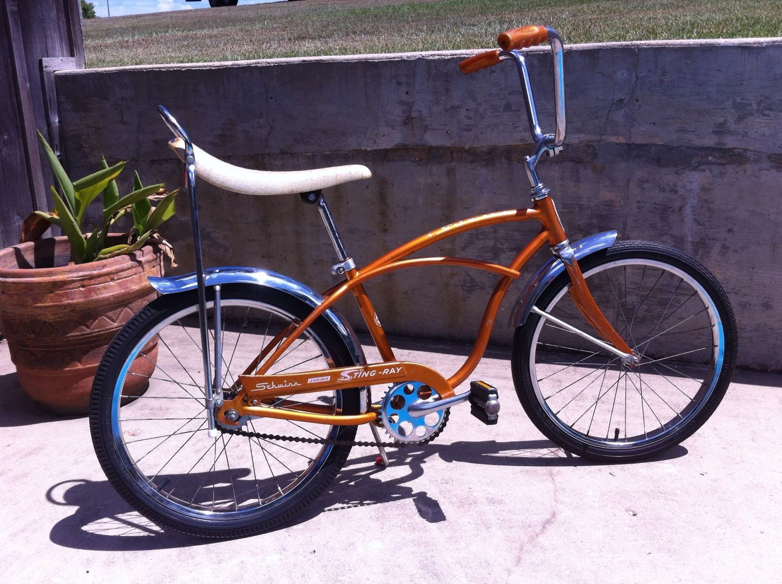 Coppertone '66 Schwinn Stingray Junior | Pedal Power