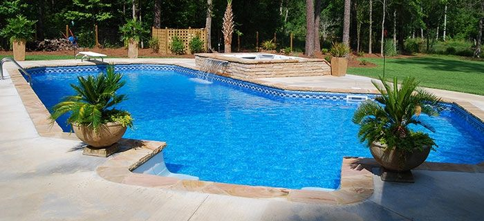 Pete alewine pool spa the csra 39 s premier pool builder for 16x32 pool design
