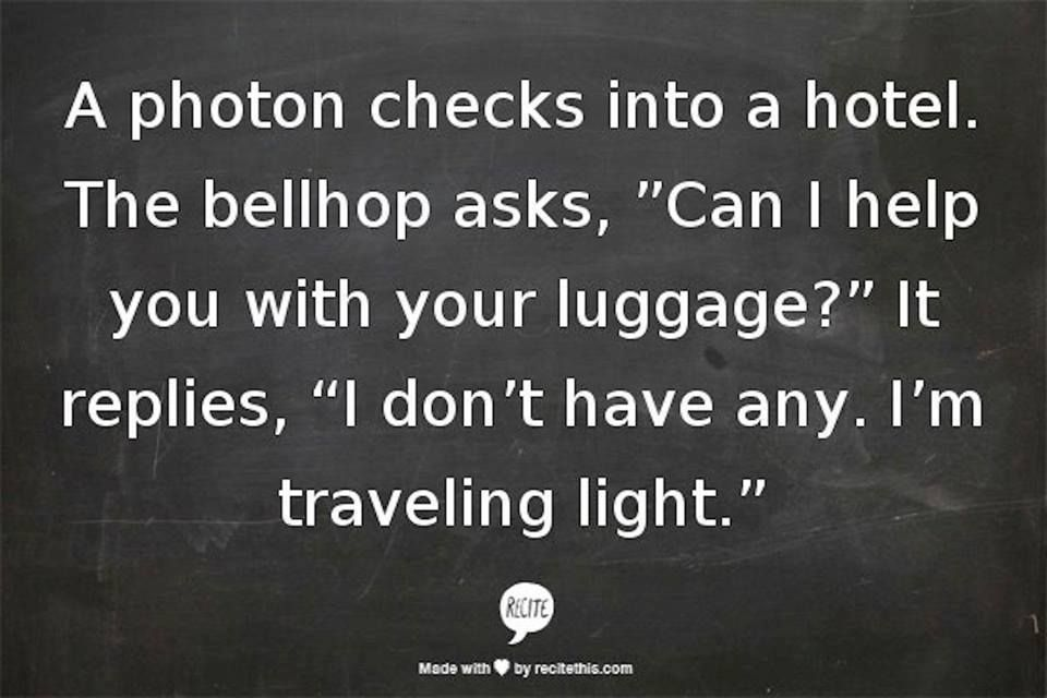 Electromagnetic Spectrum humor. | Teaching | Physics jokes ...