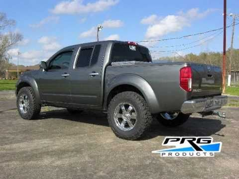 2006 Frontier W Prg 3 Lift 33 S Before After Nissan Navara Nissan Pathfinder Nissan Frontier