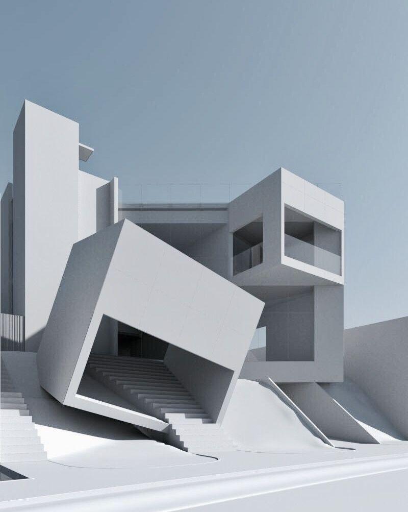 Casa cc de lassala orozco arquitectos en guadalajara for Casa minimalista guadalajara