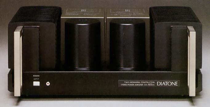 ab623200502 DIATONE DA-A15DC (1978) | Stereo Power Amplifiers 6 en 2019