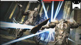 Infinity Blade Saga V 1 1 206 Apk Mod OBB (DATA) | Game app