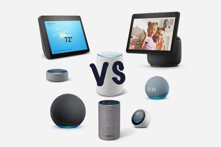 Amazon Echo Vs Echo Dot Which Is The Best Amazon Echo Echo Vs Echo Dot Echo