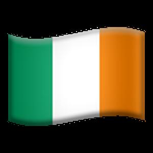 Flag Of Ireland Flag Emoji Italy Flag Ireland Flag