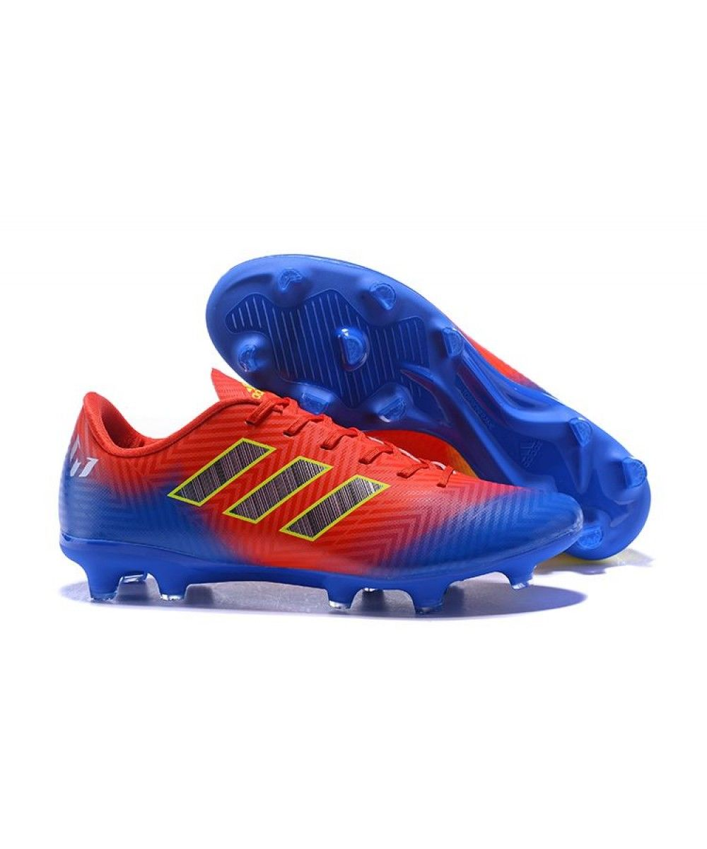 best service 7cad0 9e73a ... sort børn  adidas nemeziz 17+ 360 agility fg bb3676 mens core black  core black energy blue sale