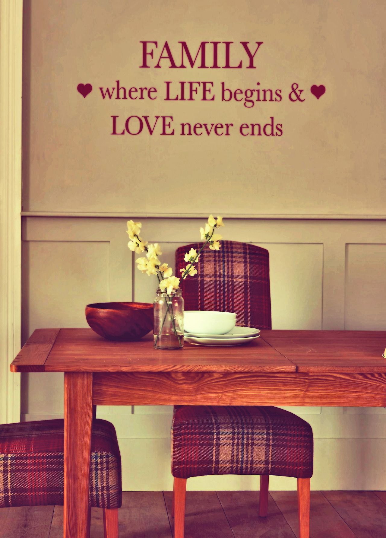 Family Wall Sticker from Next | kitchen | Pinterest | Family wall ...
