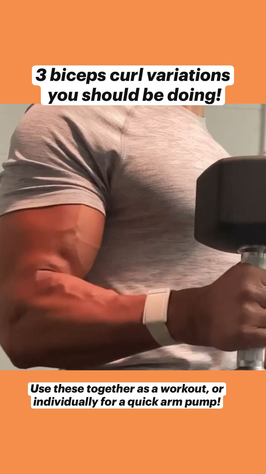 3 biceps curl variations  you should be doing!