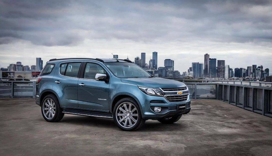 2018 Chevy Trailblazer The Chevrolet Manufacturer Will Do Much For Trailblazer On The Cars And Trucks Outside Design The Front Cli Chevrolet Suv Mobil Baru