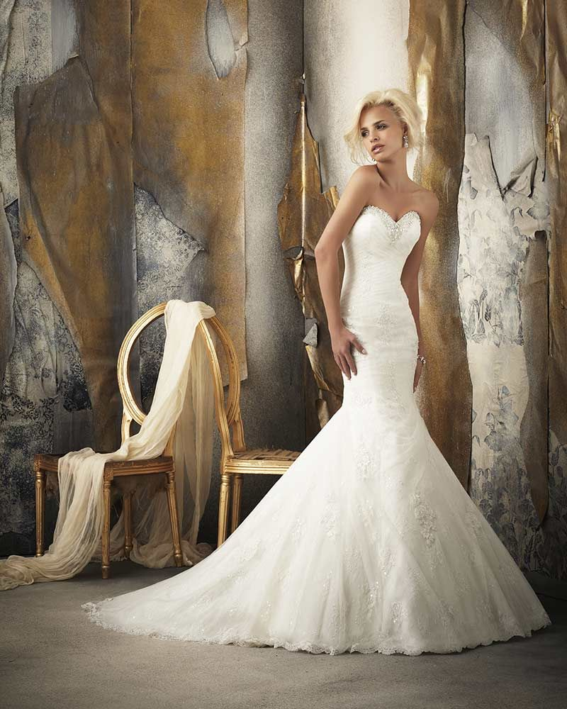 PLEASE NOTE: Mori Lee Are Discontinuing This Style, The