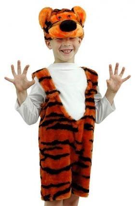 костюмы тигра