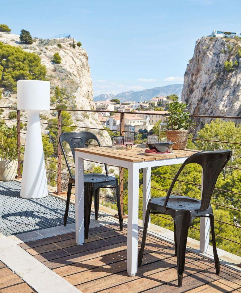 Avis Mobilier outdoor Maisons du Monde | Inspiration Balcon ...