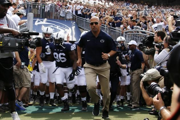 Penn State Recruits React To Ncaa S Repeal Of Bowl Ban And Scholarship Sanctions Penn State Penn State Football Scholarships