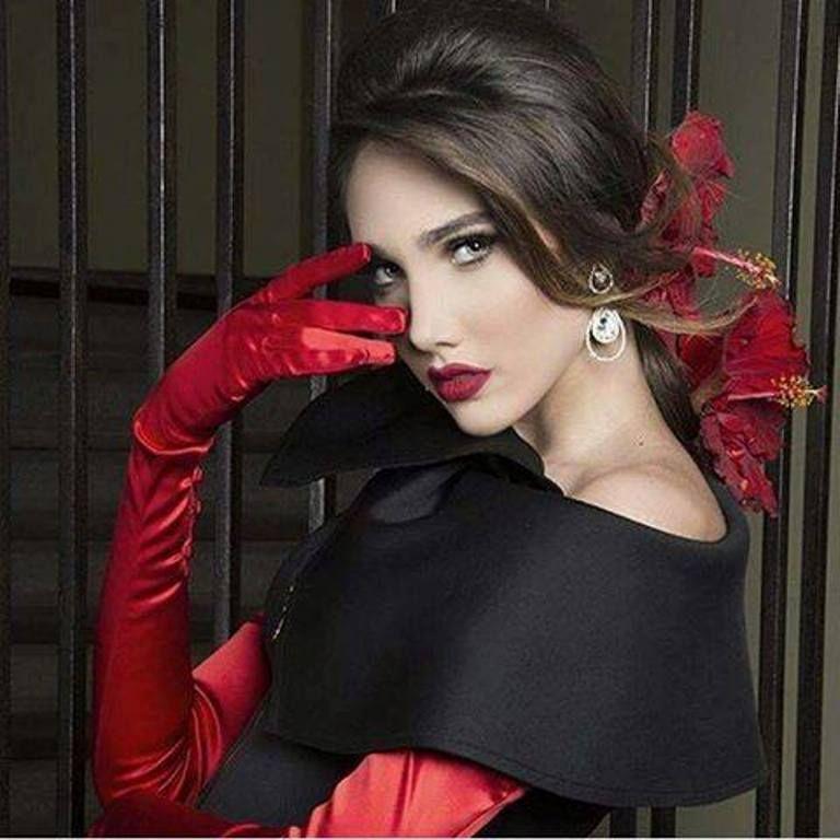 Edymar Martinez, Miss International 2015.. Venezuela Beauty