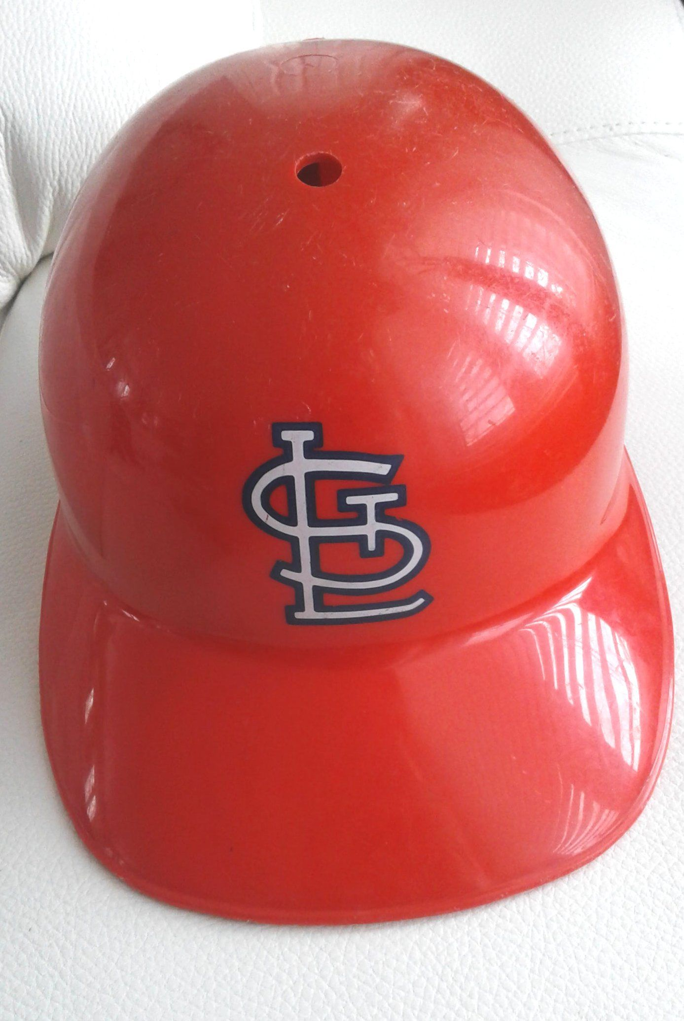 Vintage 1969 St Louis Cardinals Baseball Laich Helmet Adjustable Plastic Mlb Cap By Treasuresmem St Louis Cardinals Baseball Cardinals Baseball Baseball Helmet