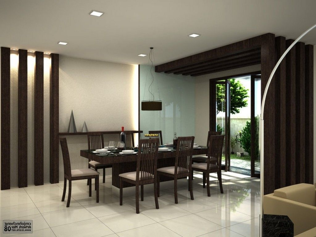 Pinnurfaizah On Dekorasi Rumah  Pinterest  Rustic Decor Fair Dining Room Ceiling Lights Design Ideas