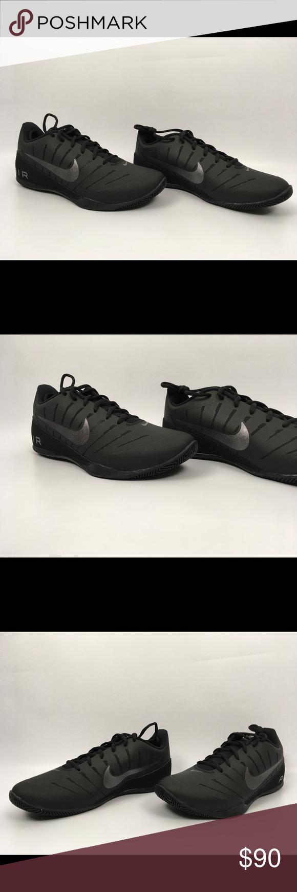 best website 5dfca 78a1d Nike Air Mavin Low 2 Basketball Shoes Black 9.5 Men s Nike Air Mavin Low 2  Basketball