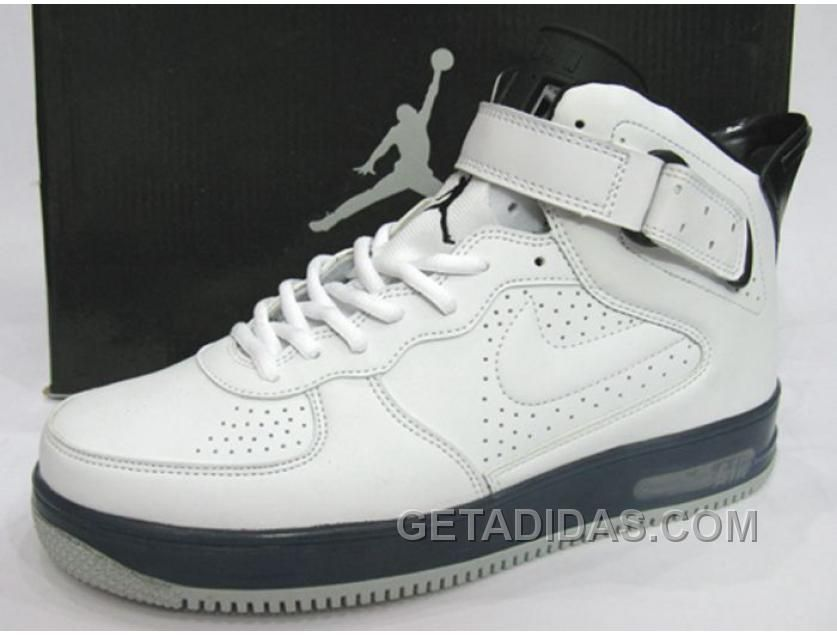 0be40e6000b264 ... 6 White Black Leather For Sale Save Up From Outlet Store at  Pumarihanna. http   www.getadidas.com air-jordan-force-