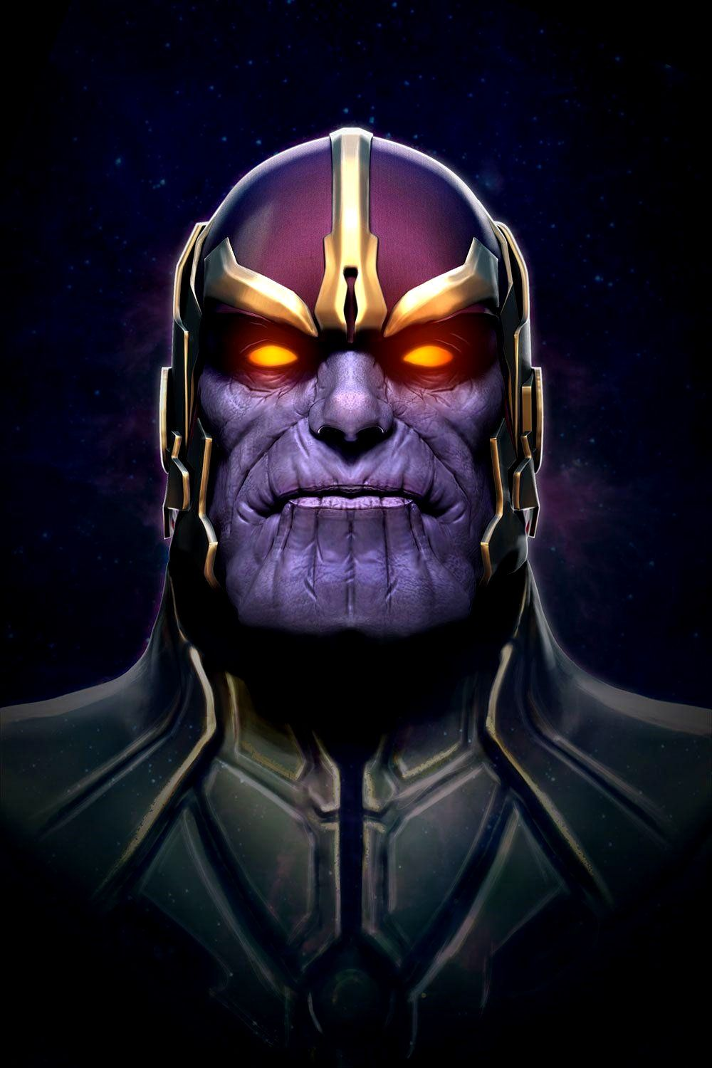 Thanos Wallpaper 4k Iphone Gallery Marvel Villains Marvel Thanos Marvel