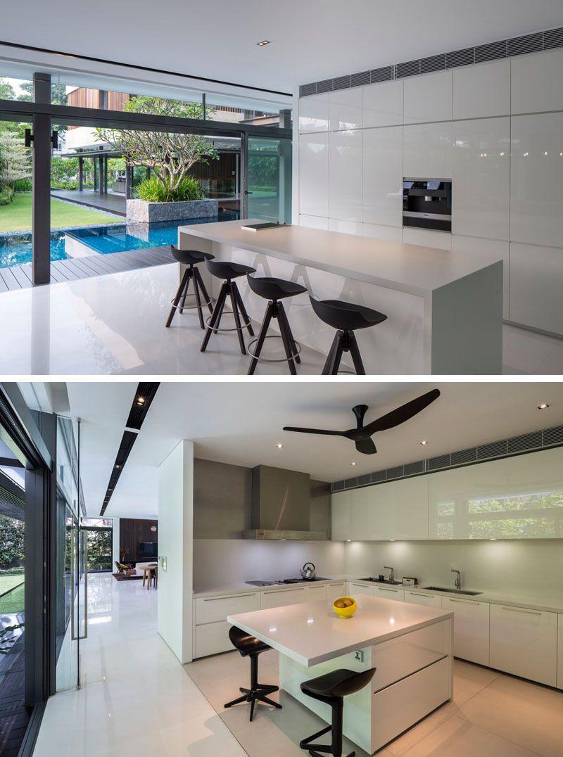 The Secret Garden Housewallflower Architecture  Design Captivating Wet Kitchen Design Design Inspiration