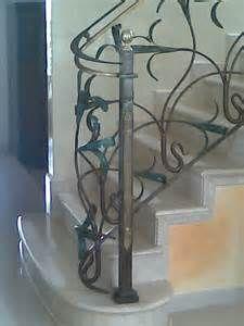 Resultados de la b squeda de im genes barandas para - Escaleras de hierro forjado ...