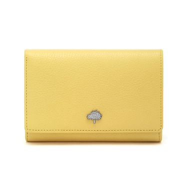 0582d82af5 Mulberry new season neutrals - Tree French Purse in Camomile Small Classic  Grain