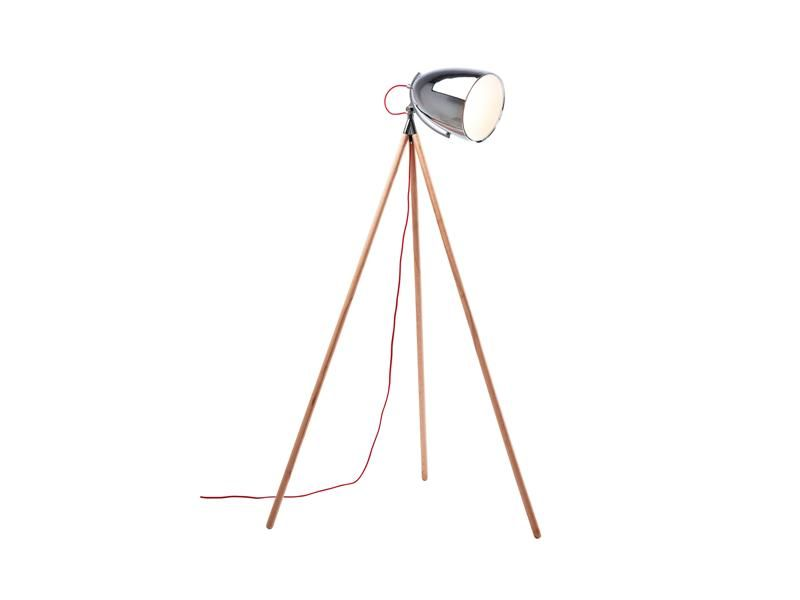 KARE Design - Stehlampe Chromatic Tripod Workspace\/ Workshop - kare design wohnzimmer