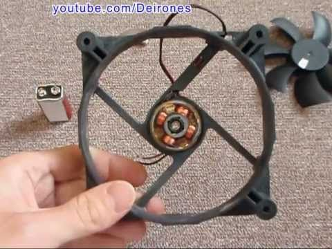 Free Energy Magnet Motor Engine No Electric Connection