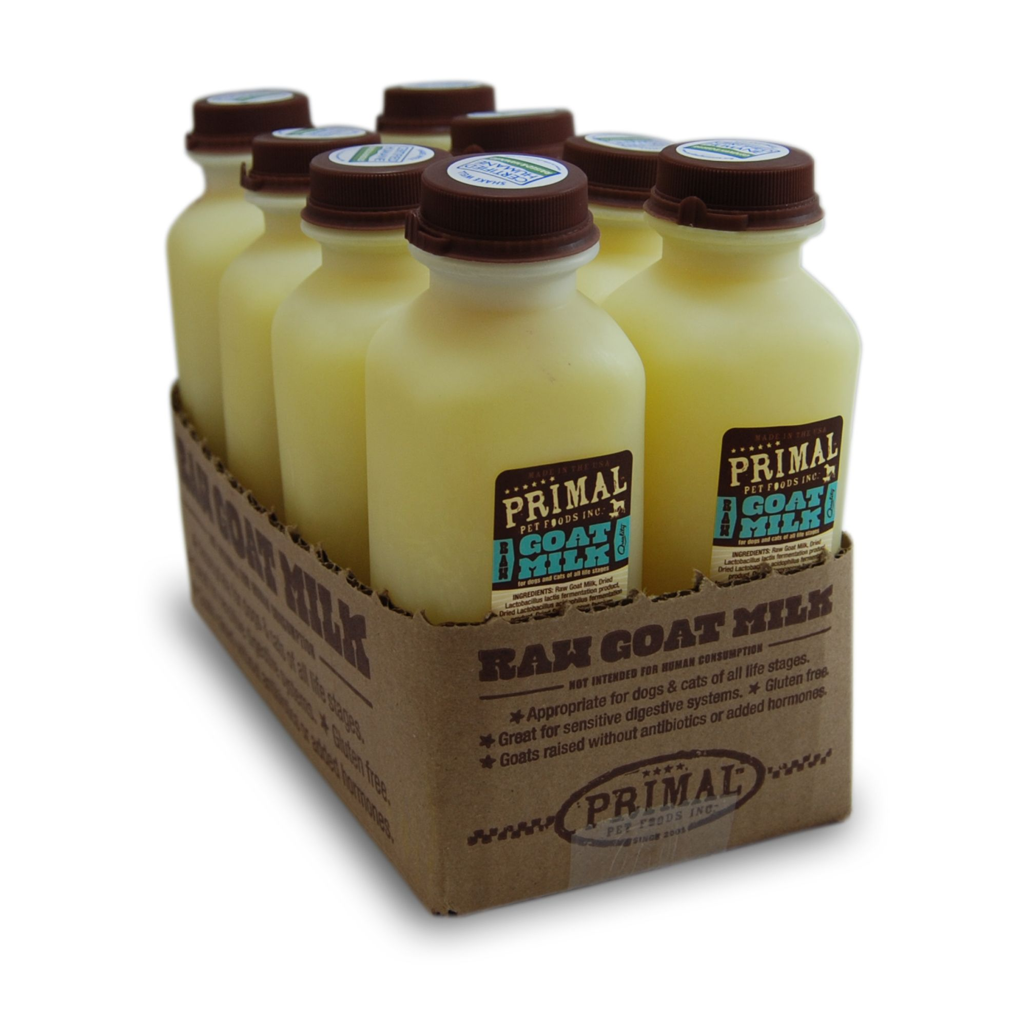 It's 5 o'clock somewhere! Cheers to good health with PRIMAL Raw Goat Milk. Click to learn about the benefits!