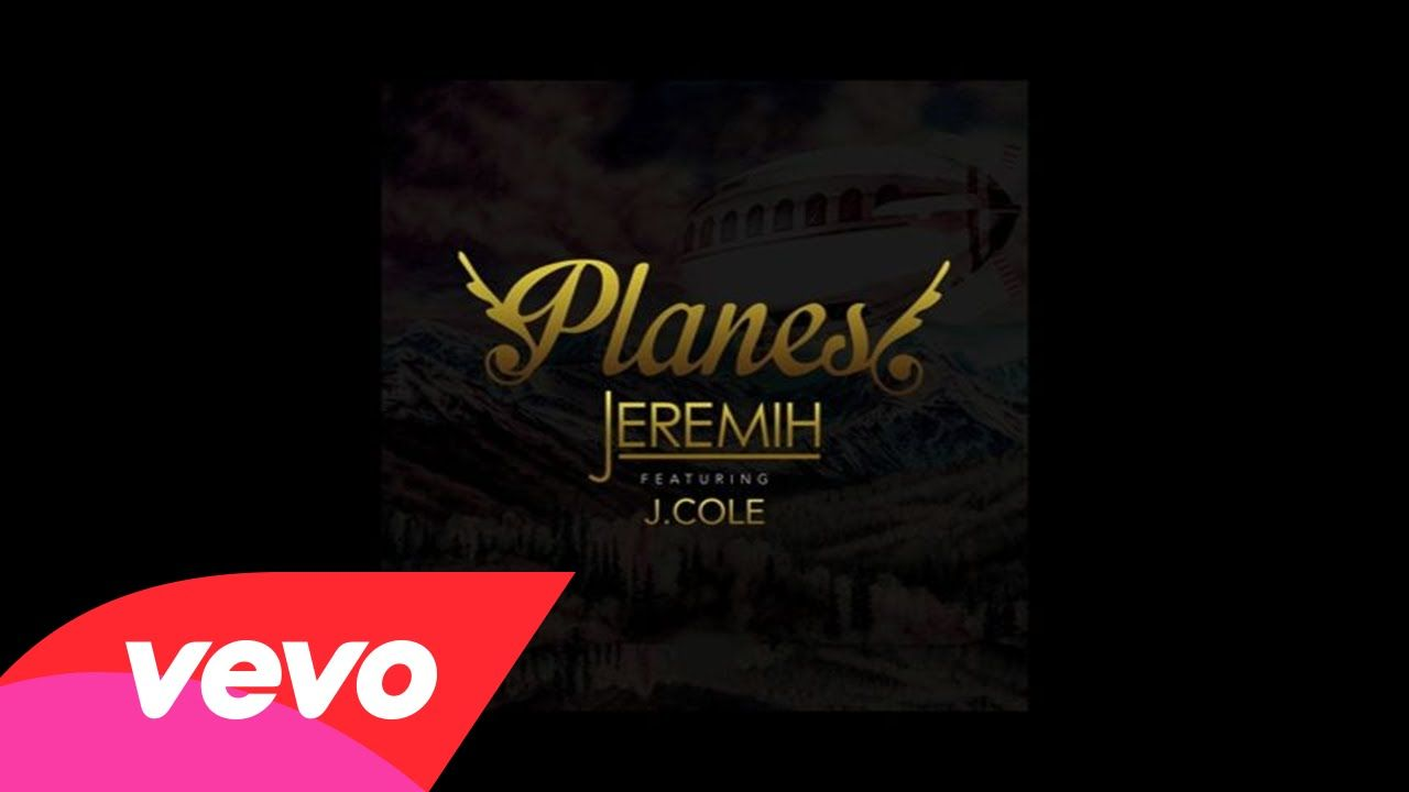 Jeremih Planes Audio Ft J Cole June 13 New On 95 The Hot