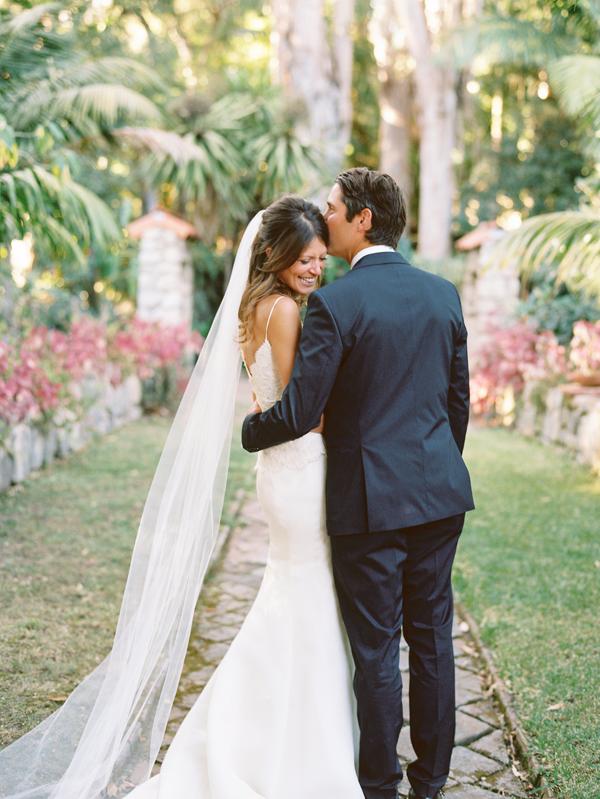 Elegant Outdoor Montecito Wedding