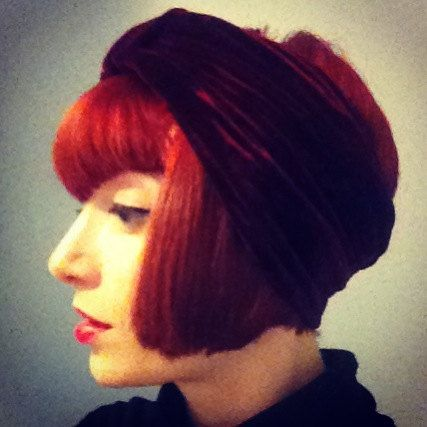 Amber Jane Turband by AkhuDesigns on Etsy, £6.00