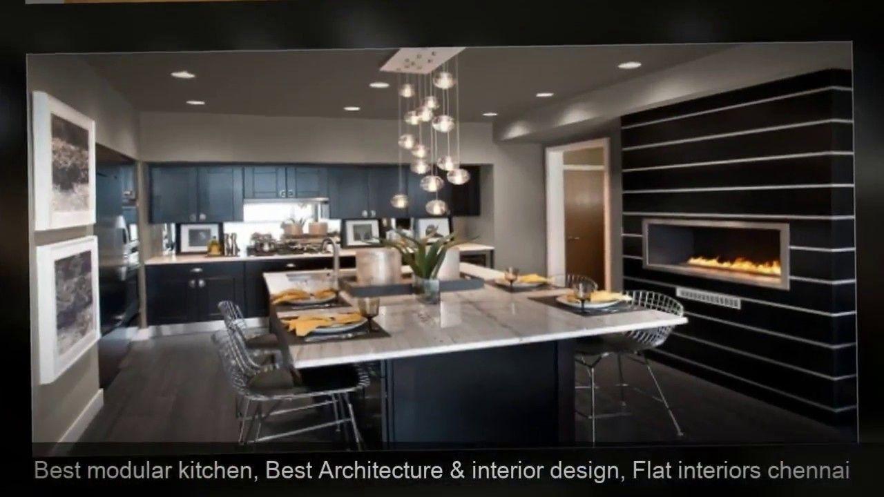 Dhuruvan Interiors Best Modular Kitchen Chennai Best Architecture