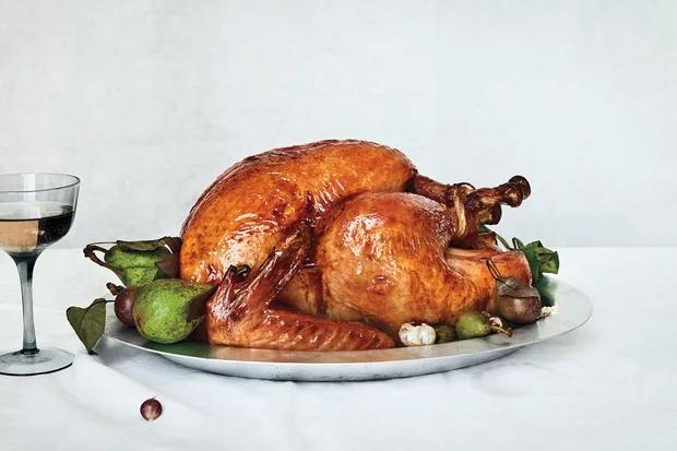 Very Classic Dry Brined Roast Turkey Recipe In 2020